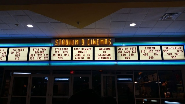 Laughlin Stadium 9 Cinemas