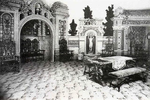 Dress circle foyer, Ambassadors Theatre 1928