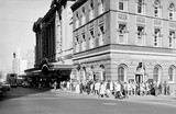 1968 queue for PLANET OF THE APES at Sydney's Regent