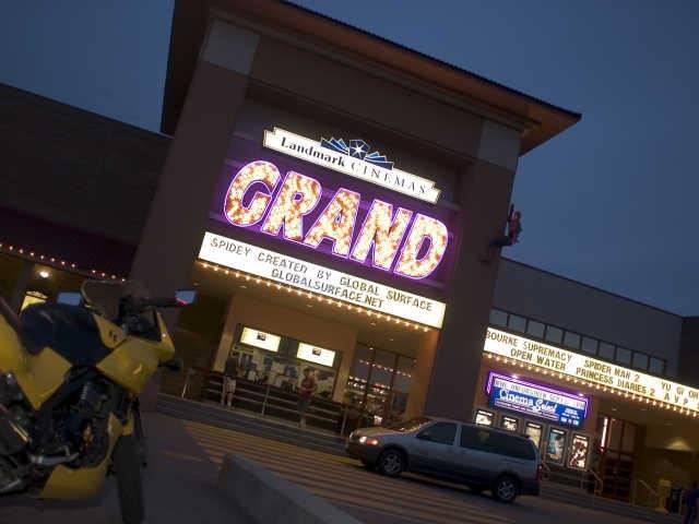 Grand 10 Cinemas