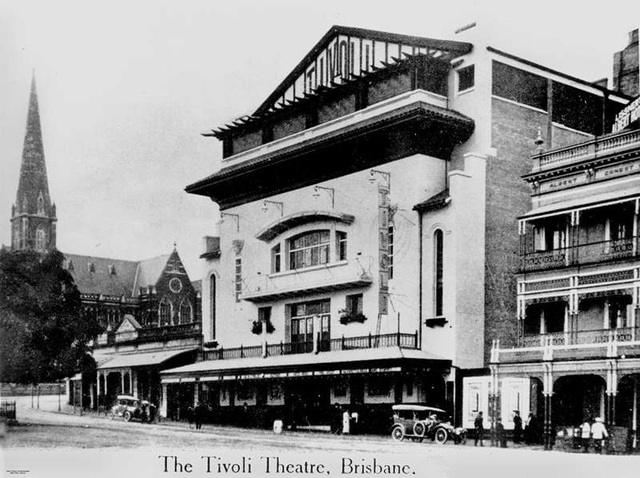 Tivoli Theatre and Roof Garden