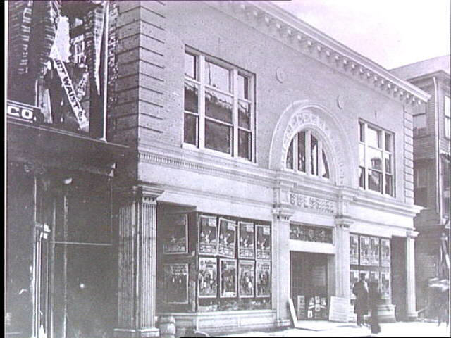 colonial theatre in newport ri cinema treasures