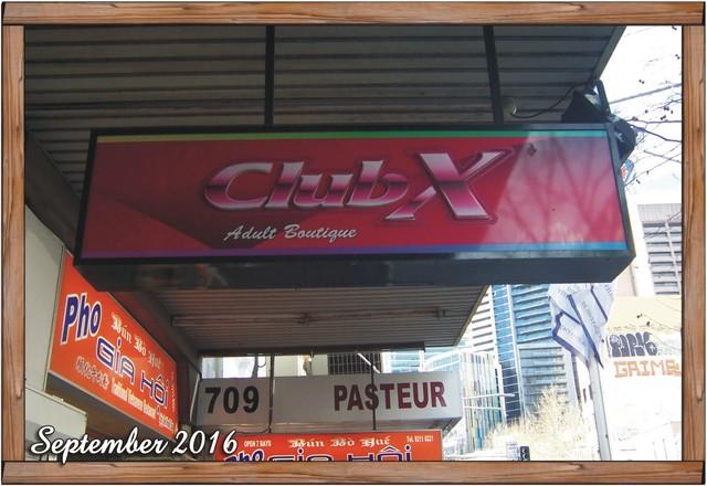 Club X Cinema
