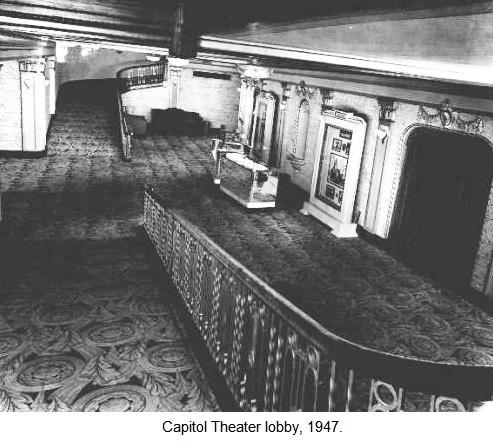 capitol theatre in salem or cinema treasures