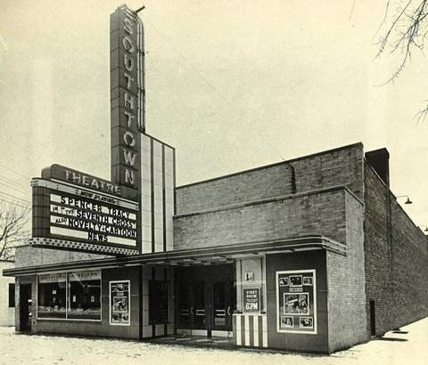 Movie theatre east lansing
