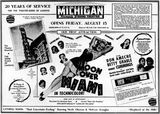 August 14th, 1941 grand opening ad