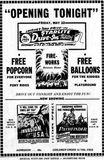 May 22nd, 1953 grand opening ad