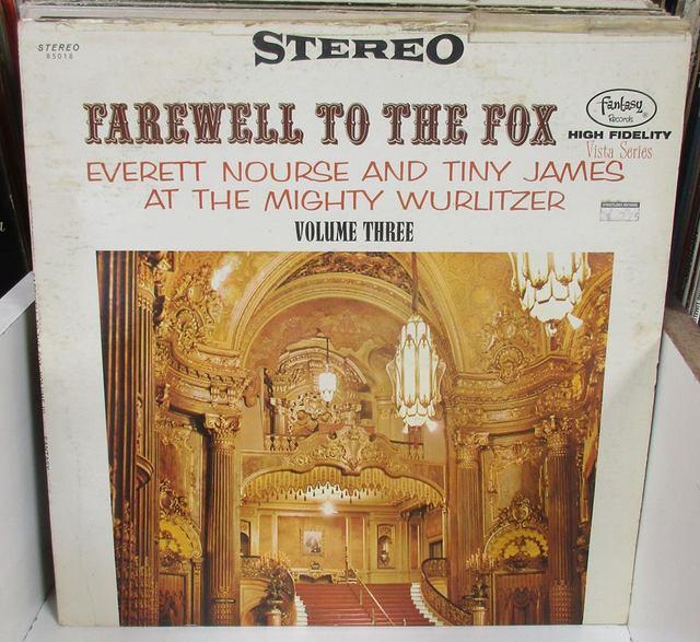 Thrift shop LP found by Bob Ristelhueber.