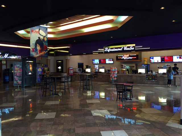 Movie theatres winston-salem