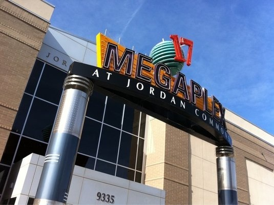 Megaplex 17 at Jordan Commons