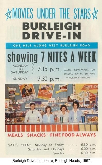 Burleigh Drive-In