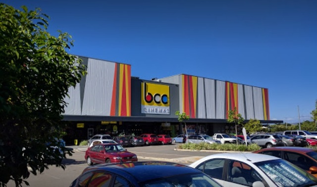 BCC Cinema Townsville Central