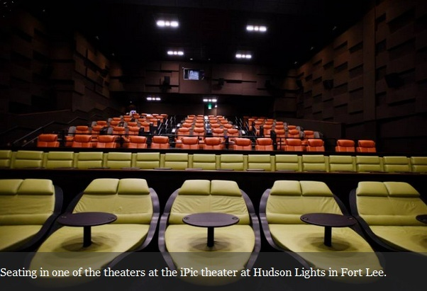 ipic hudson lights in fort lee nj cinema treasures