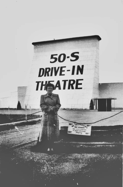 50-South Drive-In