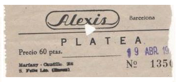 Cine Alexis