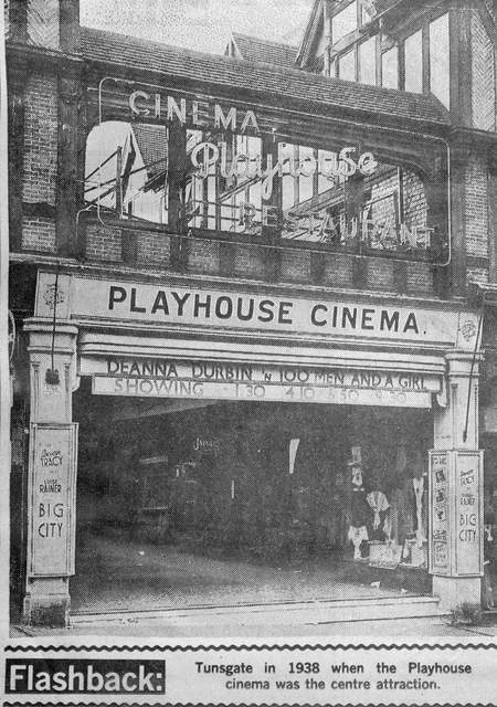 Playhouse cinema Guildford