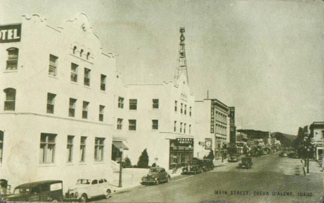 Wilma Theatre exterior
