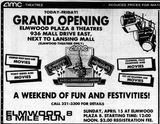 April 13th, 1984 grand opening ad