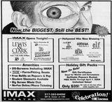 November 25th, 2003 grand opening ad
