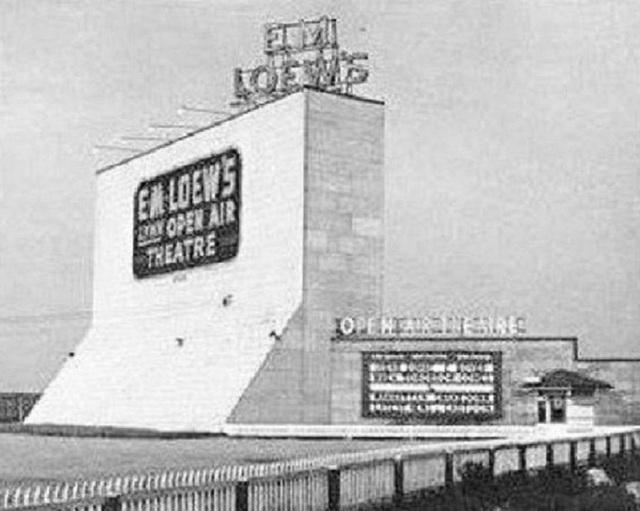 Lynn Open Air Theatre In Lynn Ma Cinema Treasures