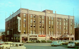 Capitol Theatre exterior around 1957
