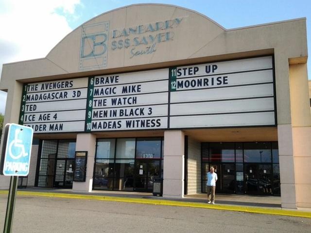 Danbarry Cinema Dayton Ohio 10