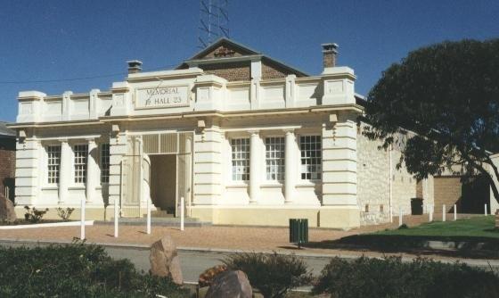 Gnowangerup Memorial Hall