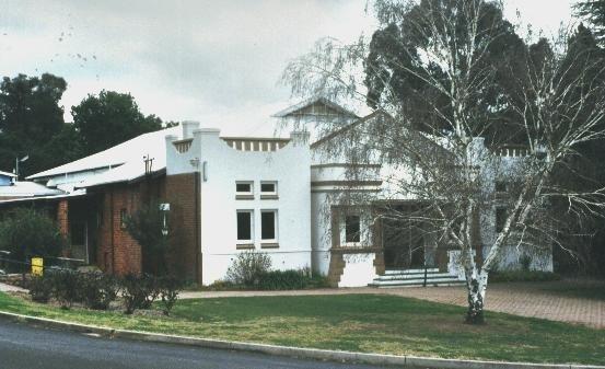 Boyup Brook Town Hall