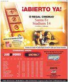 20 de de abril de, de 2007 gran anuncio de apertura en español.