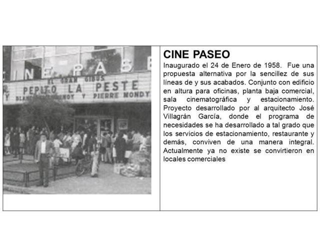 Cine Paseo