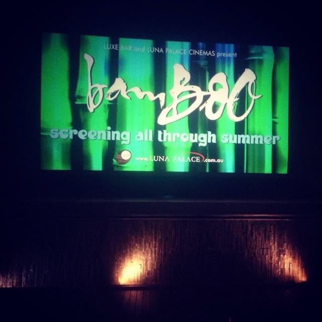 Bamboo Outdoor Cinema