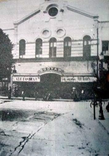 Cine-Teatro Goya