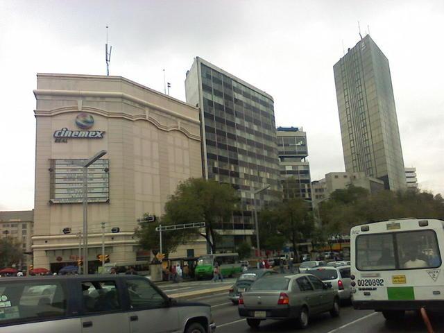 Cinemex Real