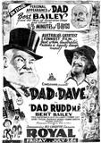 DAD RUDD MP opened at Perth's Theatre Royal on 26th July 1940