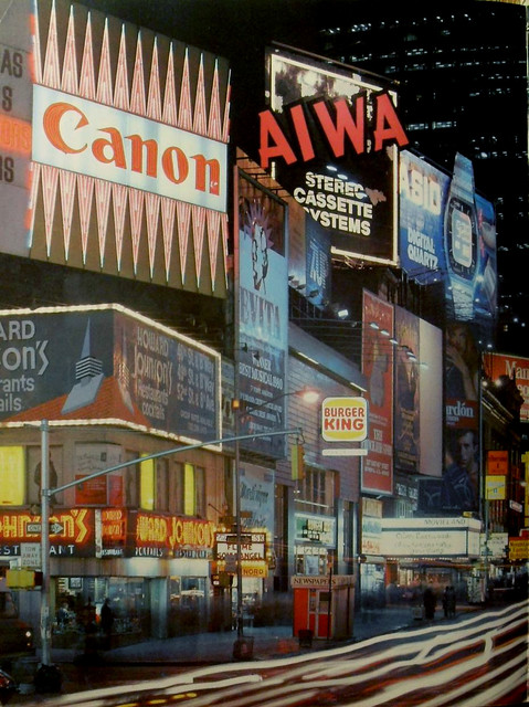 """Movieland Theatre """"Any Which Way You Can"""" (1980) engagement"""