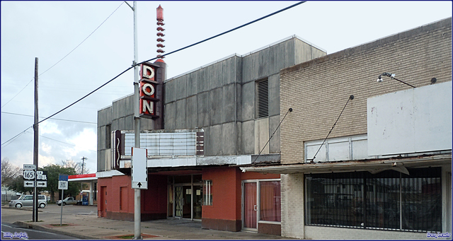 don theater in alexandria la cinema treasures