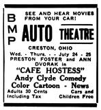 Creston Auto Theatre