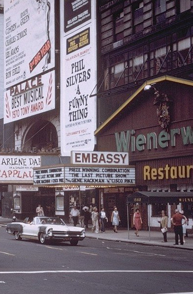 "Embassy Theatre ""The Last Picture Show"" & ""Cisco Pike"" Double Feature"