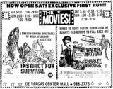 February 15th, 1974 grand opening ad as The Movies
