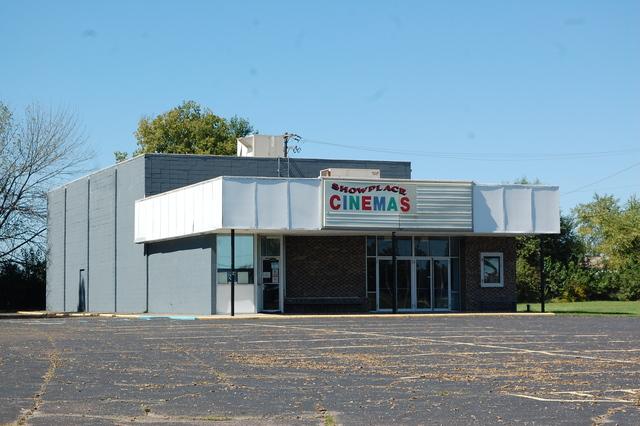 New martinsville movie theater
