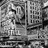 RKO Palace Theatre exterior and the nearby Mayfair Theatre (1951)
