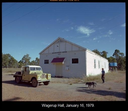 Wagerup Hall