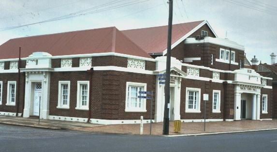 Wagin Agricultural Hall & Picture Gardens