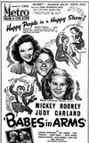 BABES IN ARMS at Perth's Metro, March 1940