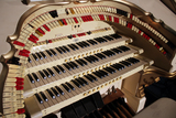 The Wurlitzer Console