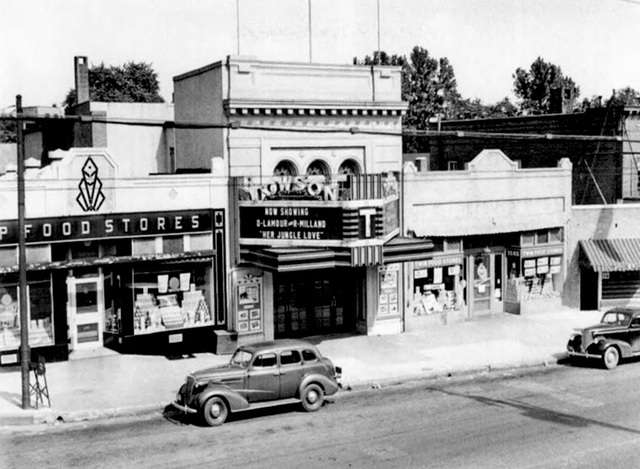 Recher Theatre