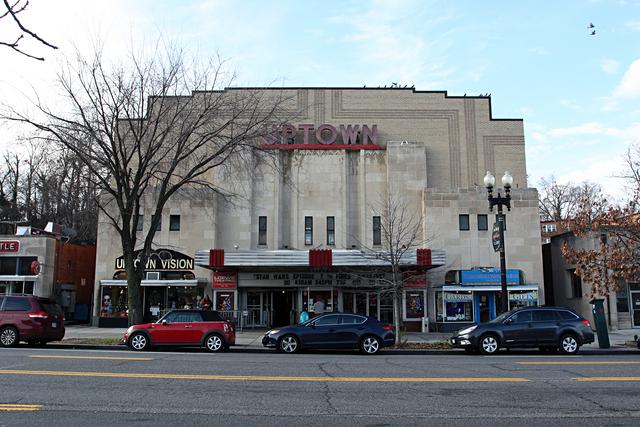 Uptown Theater, Washington, DC