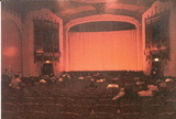 York auditorium
