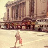 ON HER MAJESTY'S SECRET SERVICE at Sydney's Regent Theatre, February 1970