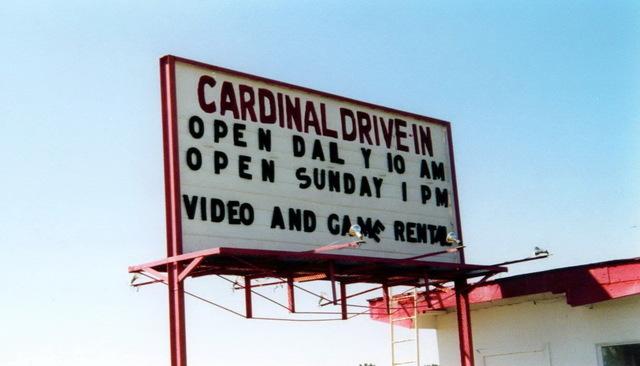 Cardinal Drive-In